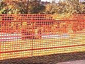 ADPI Durethene® Fencing in use